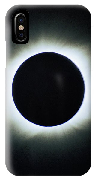 Total Solar Eclipse - Aruba 1998 IPhone Case