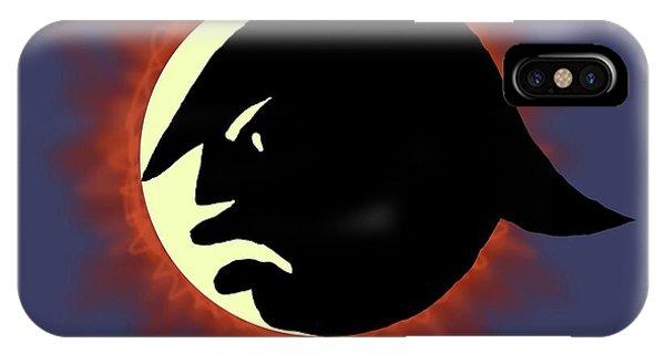 Total Trump Eclipse IPhone Case