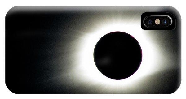 Totality And Mercury IPhone Case