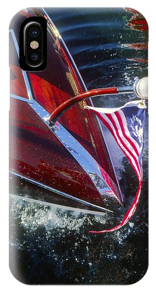 Touch Of Class - Lake Geneva Wisconsin IPhone Case
