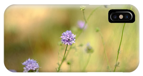 Touch Of Lavender Light IPhone Case
