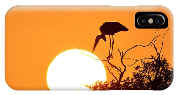 Touching The Sun IPhone Case