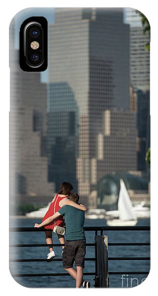 Tourists IPhone Case