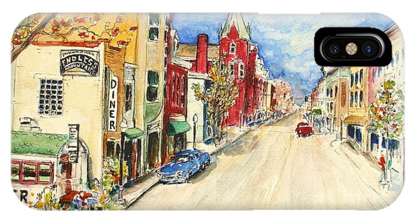 Towanda Pa IPhone Case