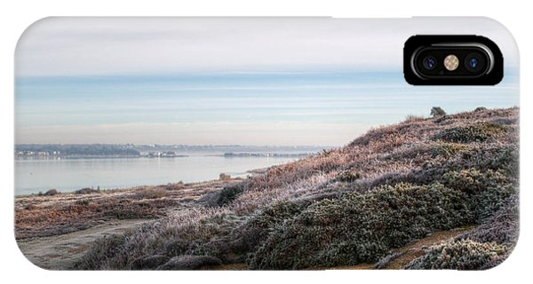 iPhone Case - Towards Mudeford by Chris Day