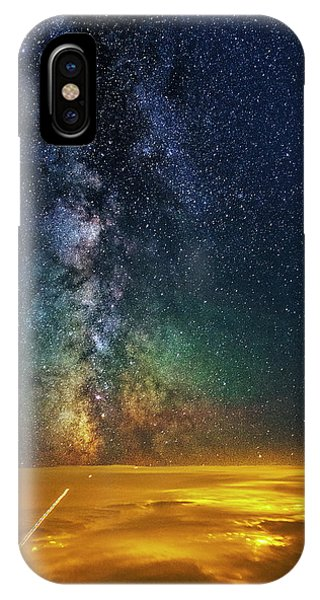 Towards The Core IPhone Case