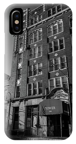 Tower 250 IPhone Case