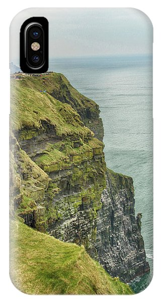Tower At The Cliffs Of Moher IPhone Case