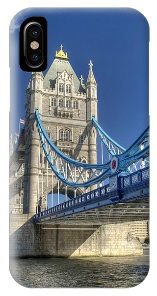 iPhone Case - Tower Bridge 2 by Chris Day