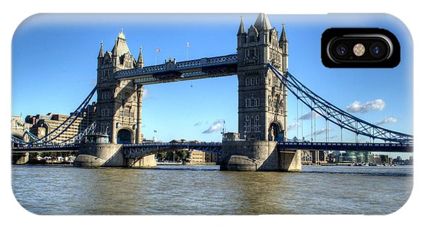 iPhone Case - Tower Bridge 3 by Chris Day