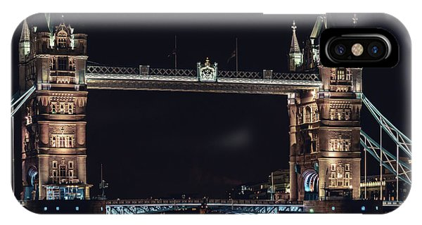 Tower Bridge 4 IPhone Case