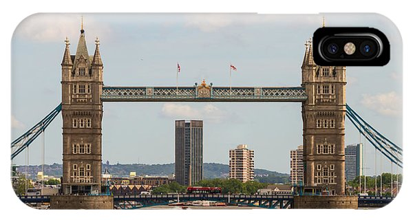 Tower Bridge C IPhone Case