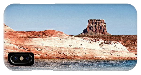Tower Butte IPhone Case