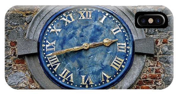 Tower Clock IPhone Case