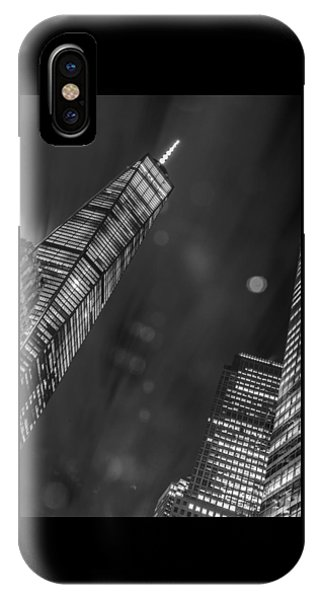 Tower Nights IPhone Case