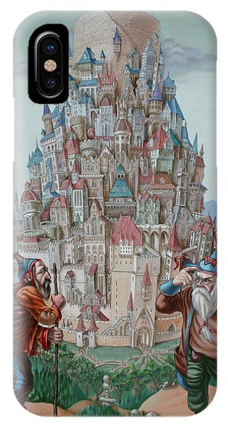 Tower Of Babel IPhone Case