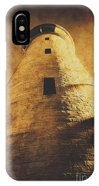 Old Fashioned iPhone Case - Tower Of Grunge by Jorgo Photography - Wall Art Gallery