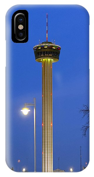 Tower Of The Americas IPhone Case