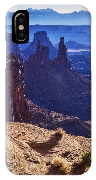 Tower Sunrise IPhone Case