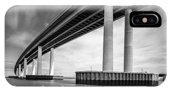Towering Bridge IPhone Case