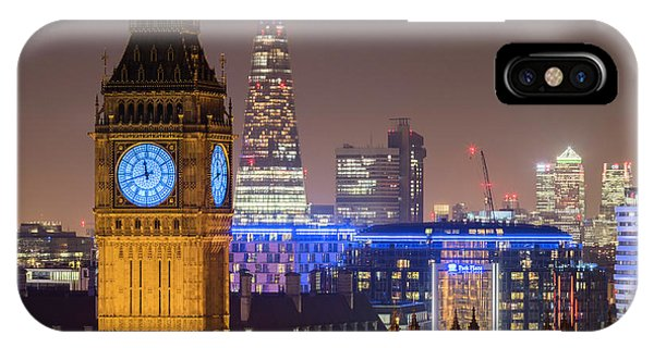 Towers Of London IPhone Case