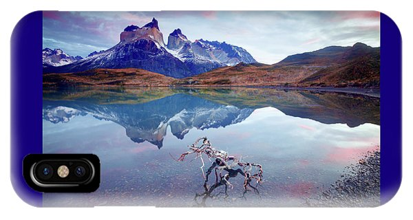Towers Of The Andes IPhone Case