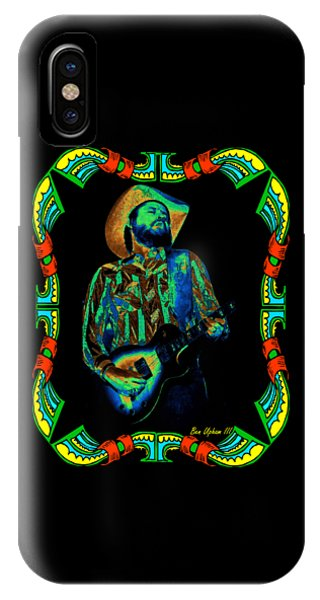 Toy Caldwell Framed #1 IPhone Case