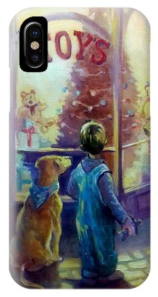 Toy Shop IPhone Case