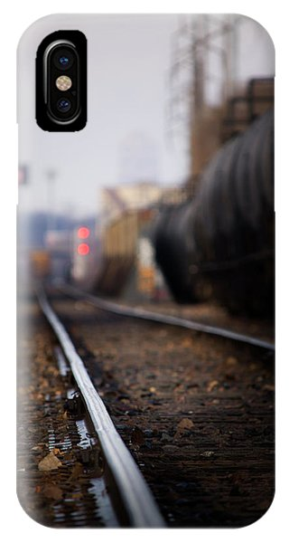 Track Life IPhone Case