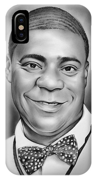 Tracy Morgan IPhone Case