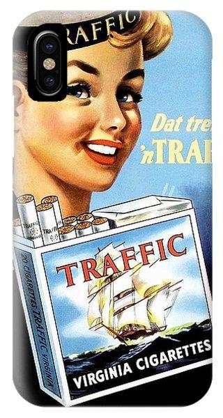 Traffic Cigarette IPhone Case