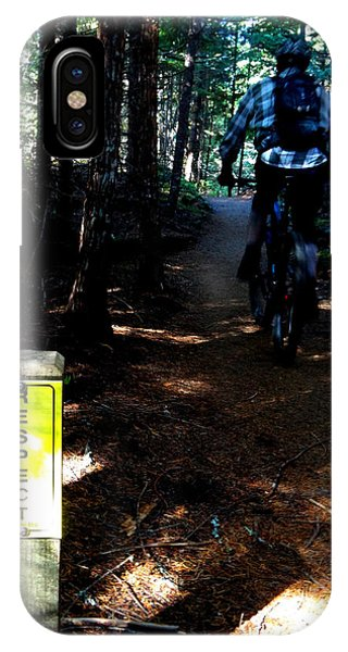 Trail Respect IPhone Case