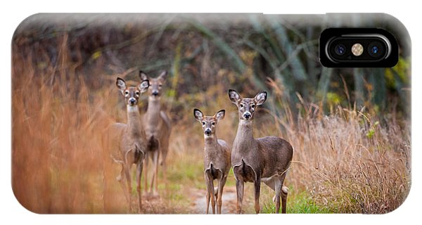 Trail Watchers IPhone Case
