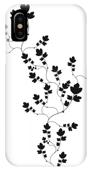Trailing Leaves IPhone Case