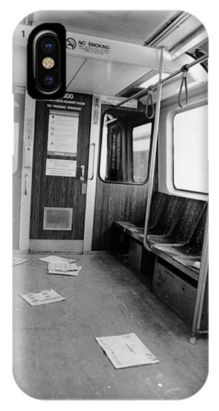 Train Car  IPhone Case
