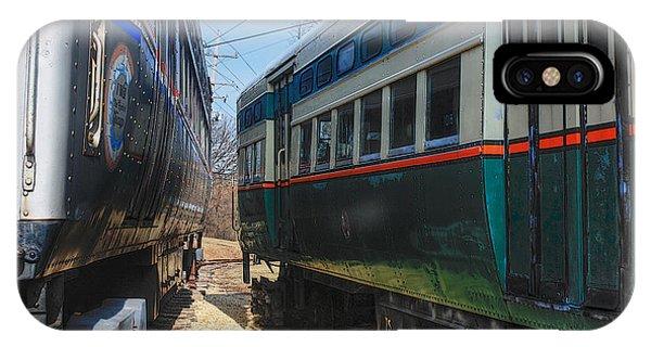 Train Series 6 Phone Case by David Bearden