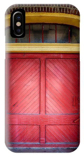 Train Station Doorway IPhone Case