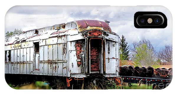 Train Tootoot IPhone Case