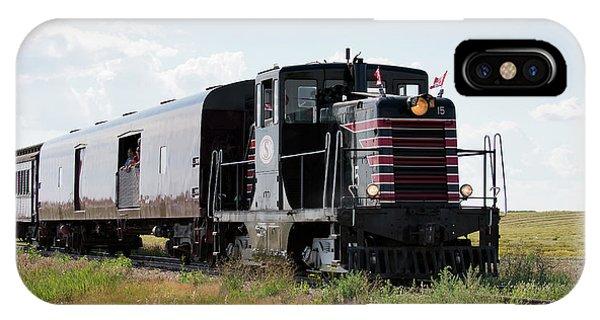 Train Tour IPhone Case