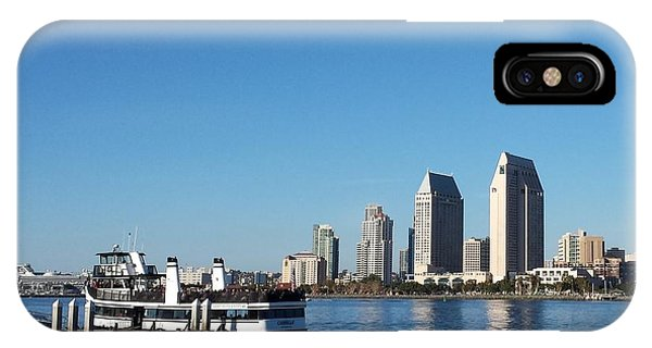 Tranquility By The Bay IPhone Case