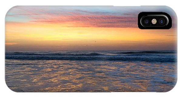 Oceanfront iPhone Case - Tranquil Brilliance  by Betsy Knapp