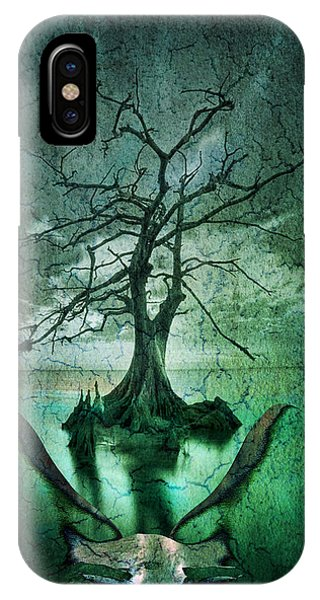 Tranquility Tree IPhone Case