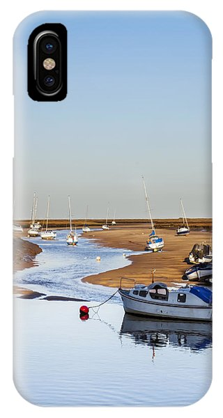 Tranquility - Wells Next The Sea Norfolk IPhone Case