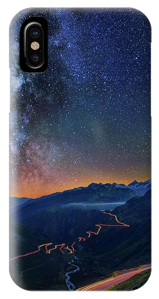 Transience And Eternity IPhone Case
