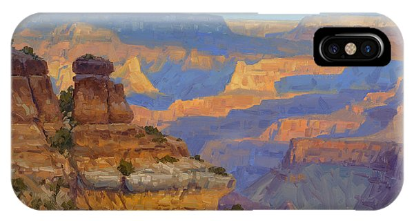 Grand Canyon iPhone Case - Transient Light by Cody DeLong