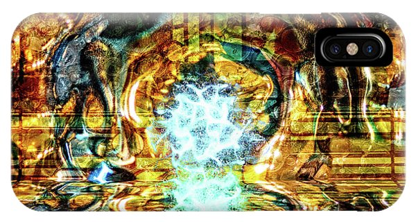 Transmutation IPhone Case