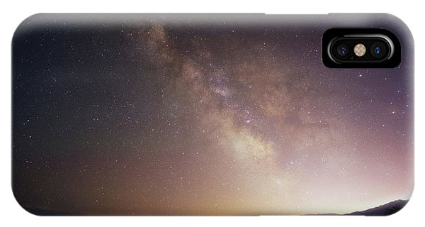 Trappers Loop Milky Way IPhone Case