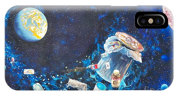 We Loved Earth At One Time - Yes We Did. IPhone Case