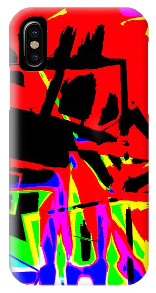 Trator Crash IPhone Case