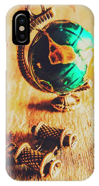 Trip iPhone Case - Travellers Globe by Jorgo Photography - Wall Art Gallery